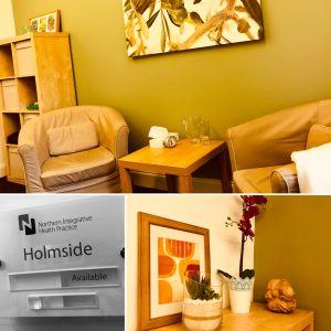 Holmside Therapy Room Hire in Durham