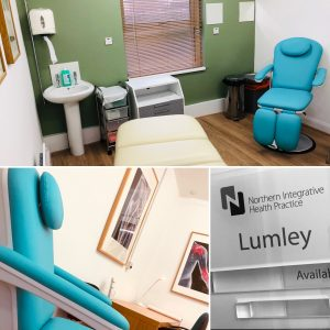 Lumley Chiropody and Podiatry room hire in Durham