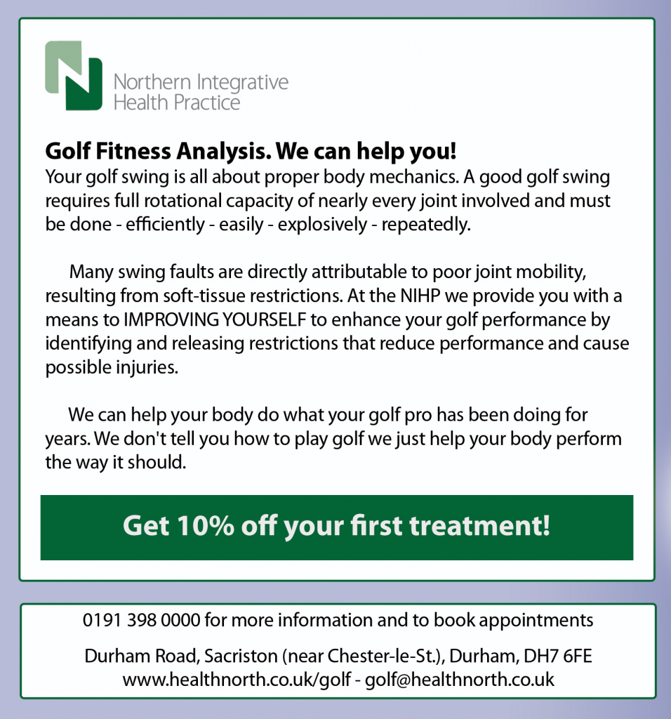Golf Fitness Analysis in Durham