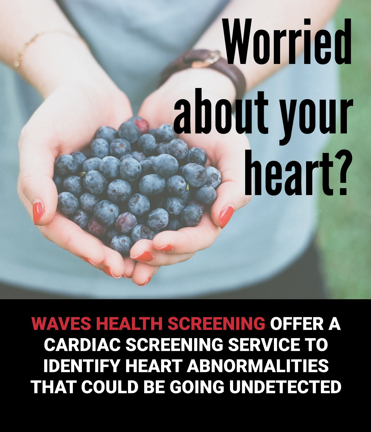 Waves Heart Health Screening in Durham