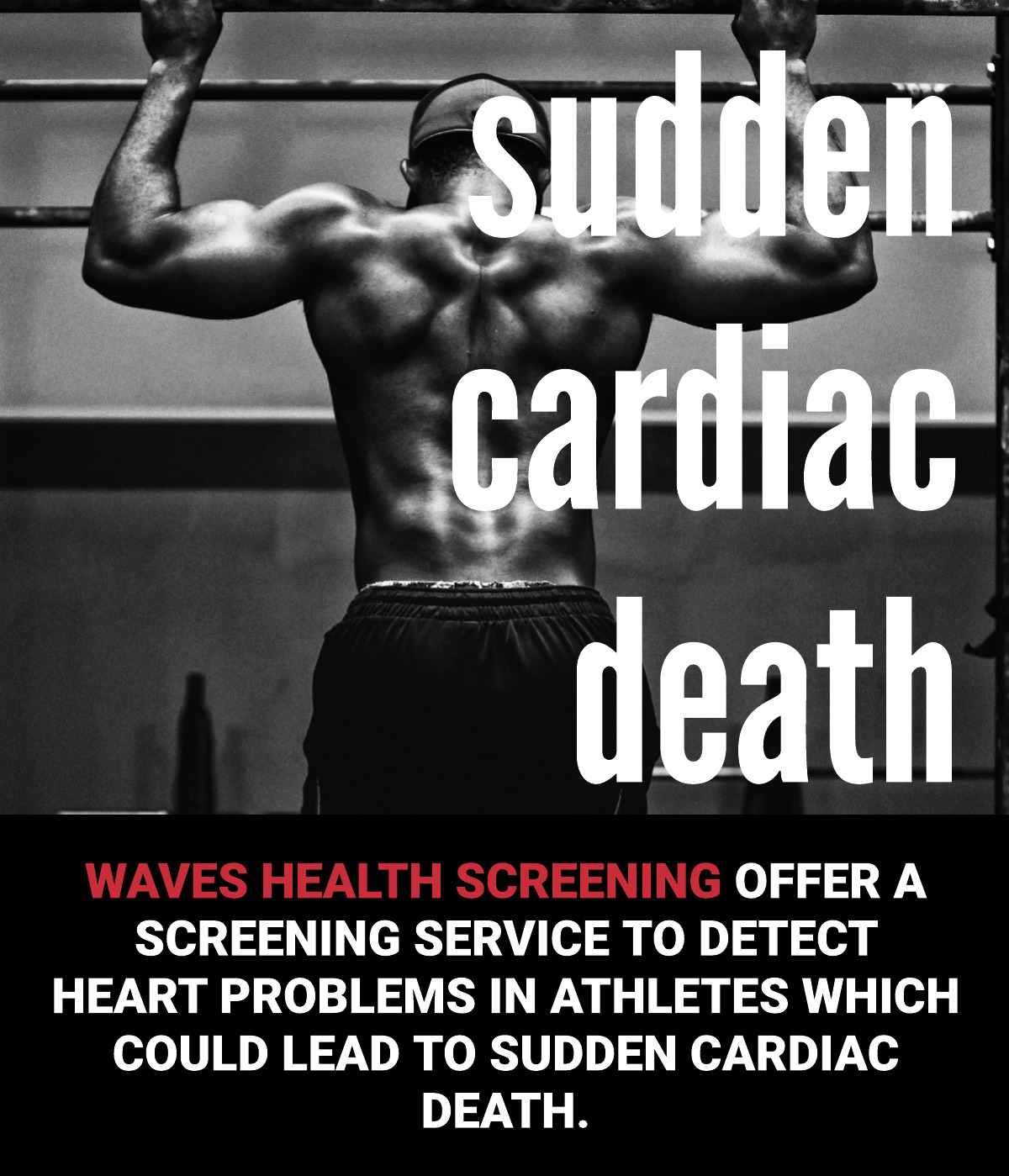 Cardia Health Screening for sports and fitness in Durham